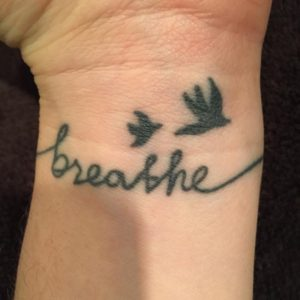 breathe tat